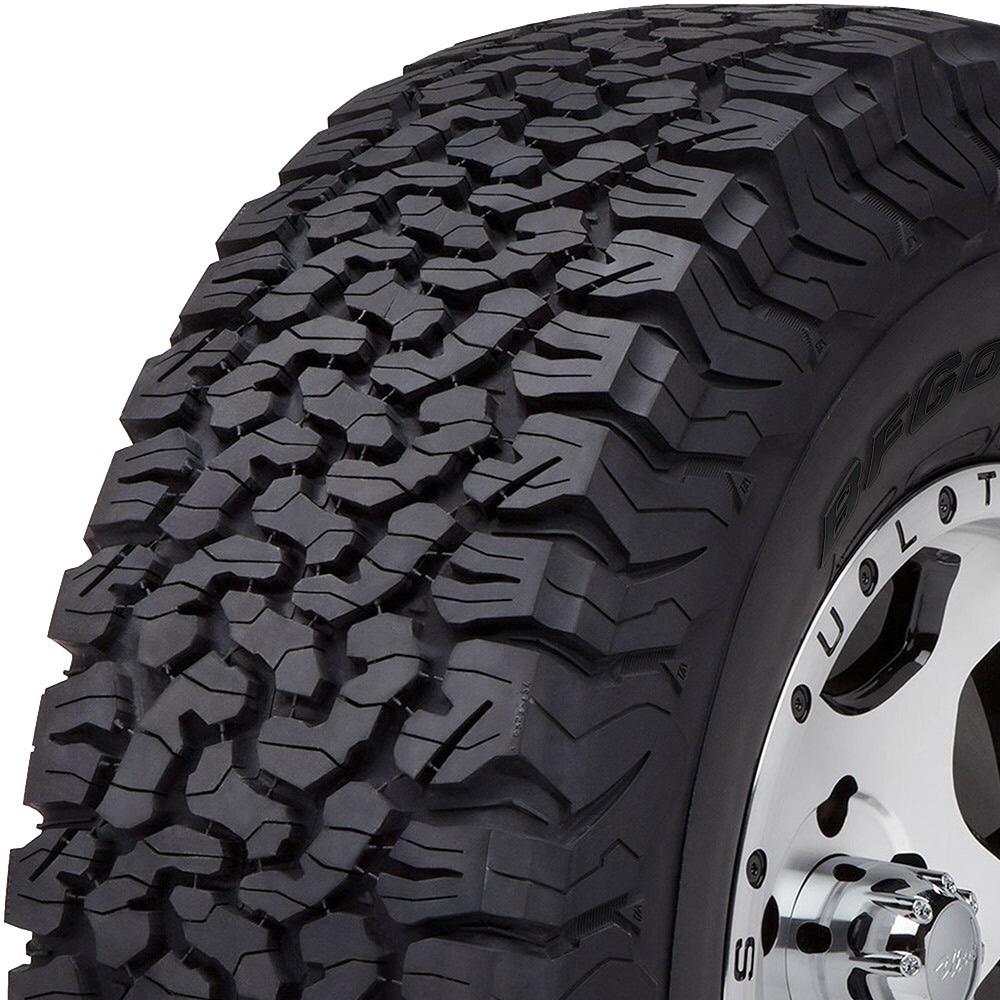 1-New LT285//75R16 BFGoodrich All Terrain TA KO2 121R E//10 Ply Tires BFG72596