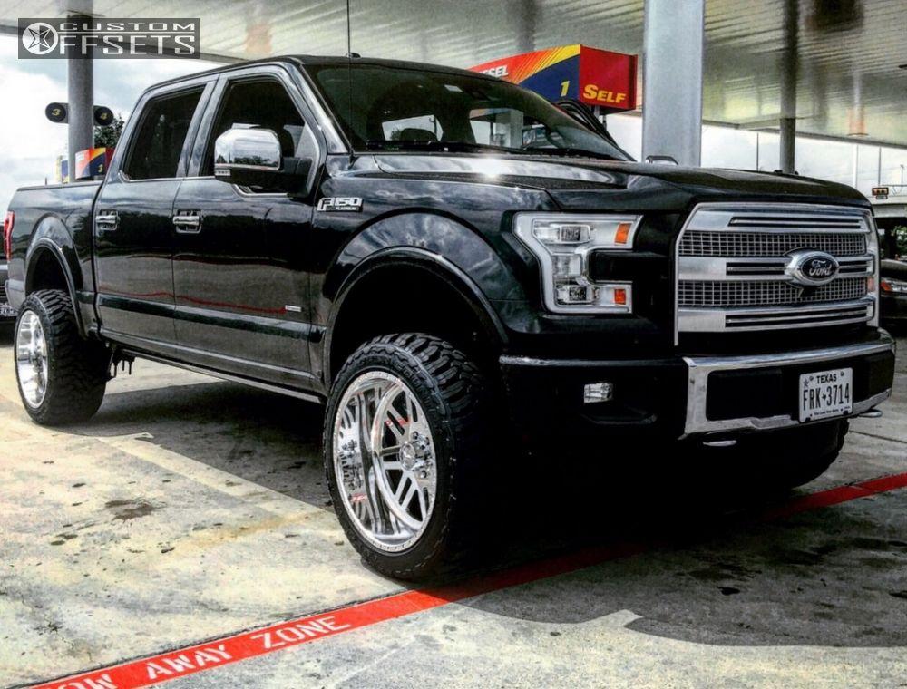 Image gallery 2015 f150 wheels