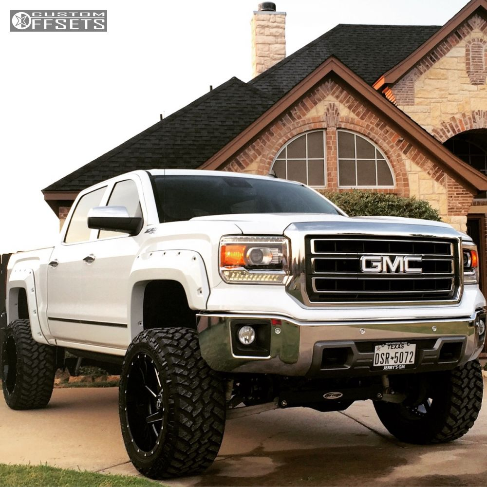 2014 gmc sierra lifted