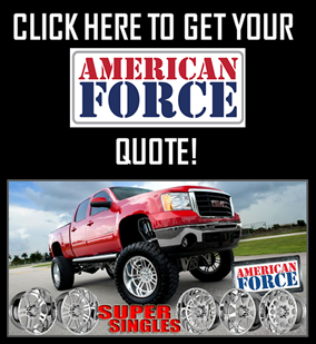 American Force Quote