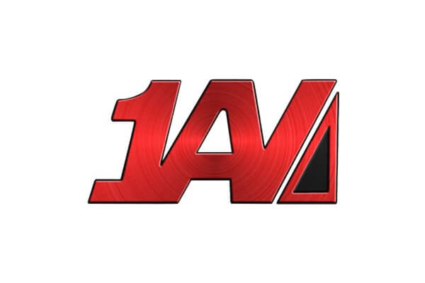 1AV Wheels Logo