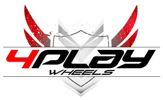 4Play Wheels Logo