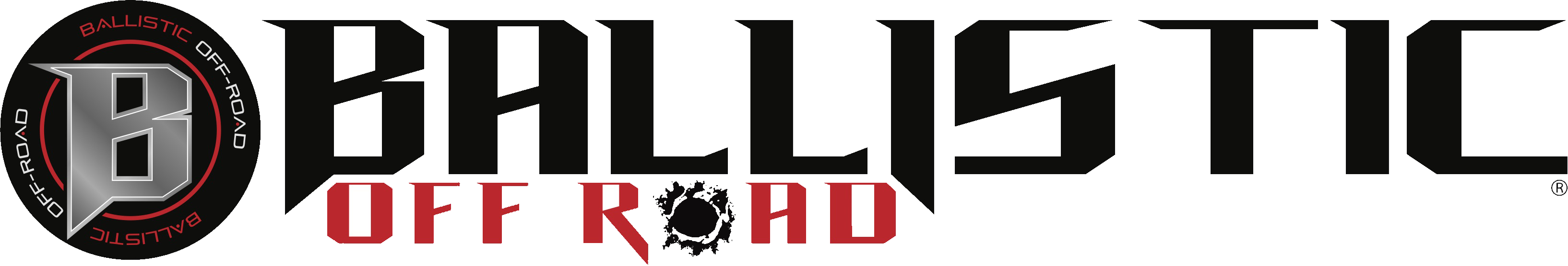 Ballistic Wheels Logo