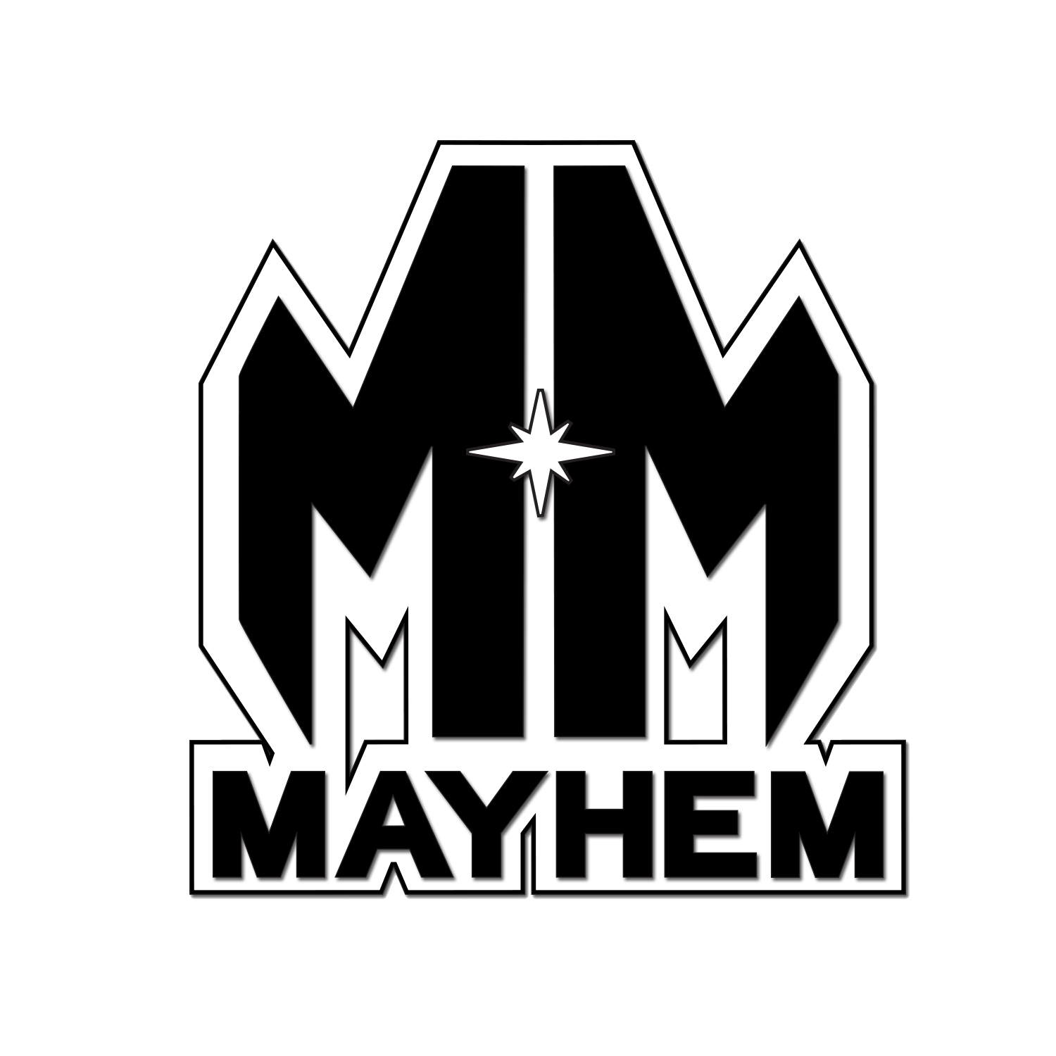 Mayhem Wheels Logo