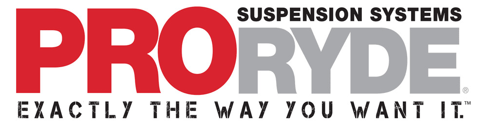 ProRyde Suspension Logo