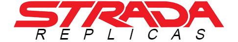 Strada Replicas Wheels Logo