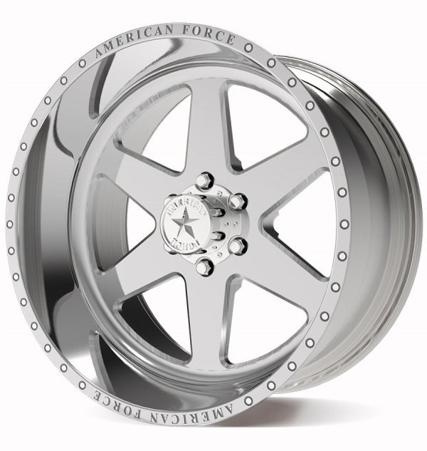 American Force Decoy Ss 24x11 0 Custom Wheels