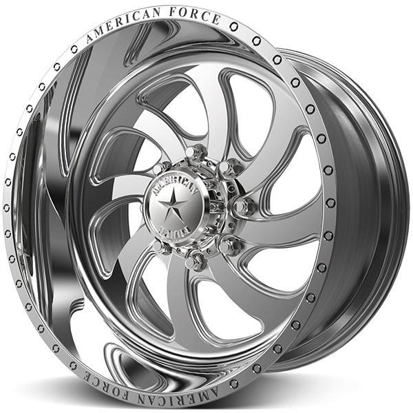 American Force Grip Ss 20x9 0 Custom Wheels