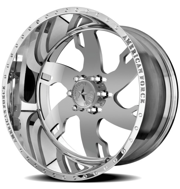 American Force Raptor Ss 24x11 0 Custom Wheels