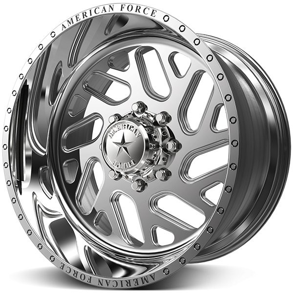 American Force Rook Ss 24x11 0 Custom Wheels