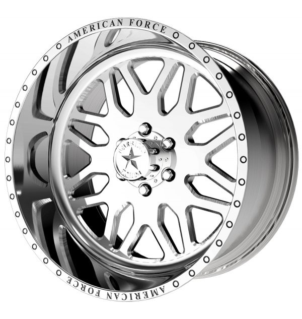American Force Trax Ss 20x14 73 Custom Wheels