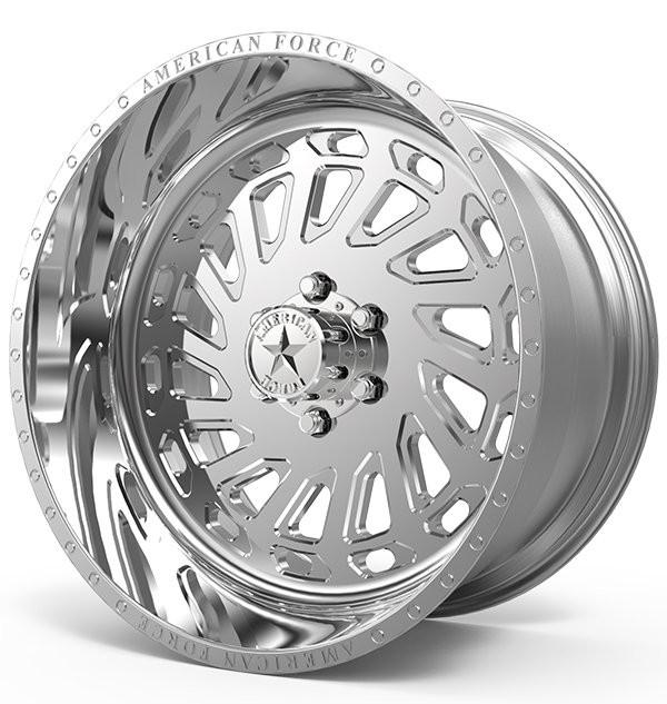 American Force Zero Ss 24x11 0 Custom Wheels