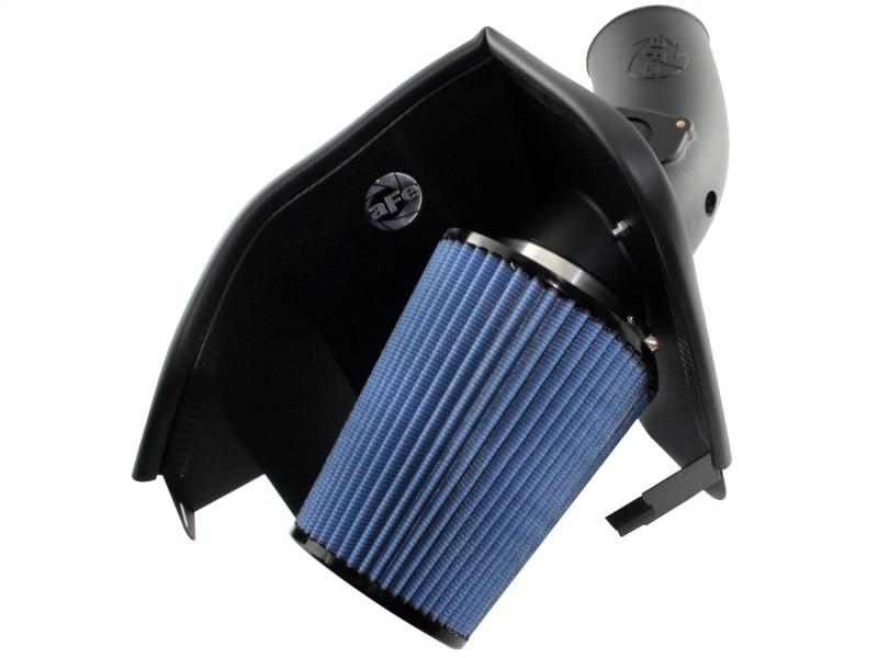 aFe Power aFe Magnum FORCE Stage-2 CAI System w/Pro 5R Filter Media Diesel (03-07 Ford Excursion/F-250/F-350   6.0LT V8)