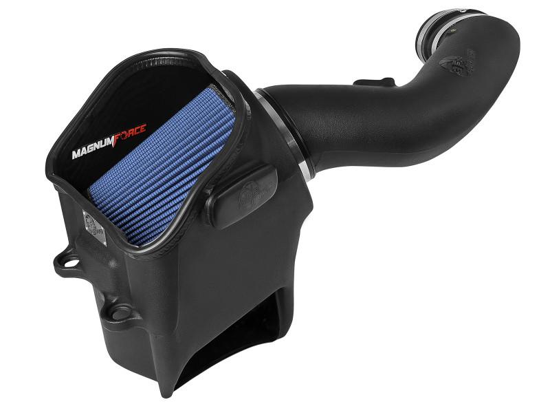 aFe Power aFe Magnum FORCE Stage-2 CAI System w/Pro 5R Filter Diesel (17-19 Ford F-250/F-350 | 6.7LT V8)