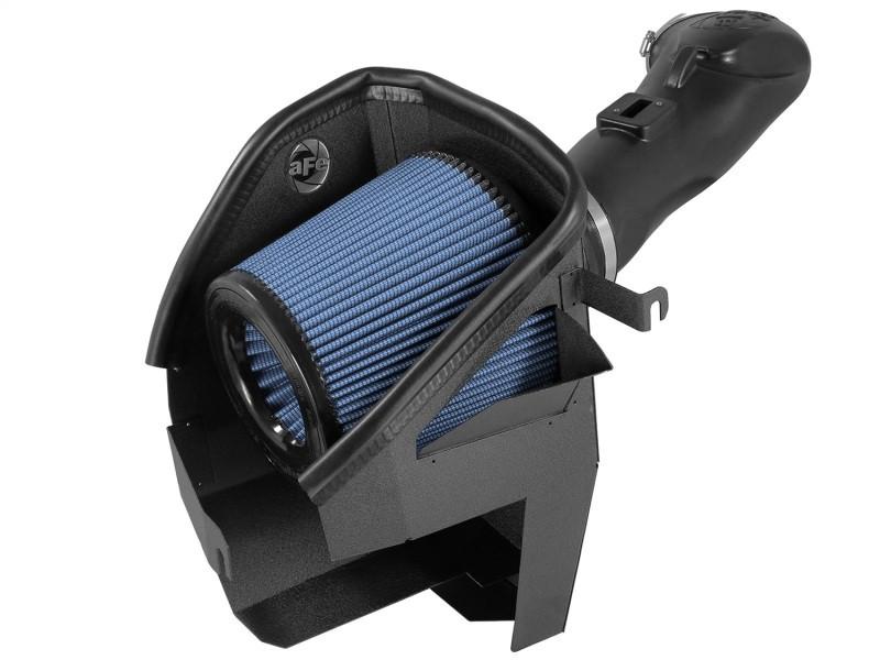 aFe Power aFe Magnum FORCE Stage-2 CAI System w/Pro 5R Filter Media Diesel (11-16 Ford F-250/F-350 | 6.7LT V8)