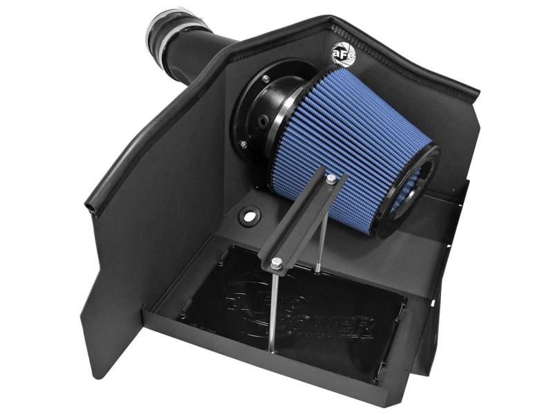 aFe Power aFe Magnum FORCE Stage-2 CAI System w/Pro 5R Filter Media Diesel (99-03 Ford Excusrion/F-250/F-350 | 7.3LT V8)