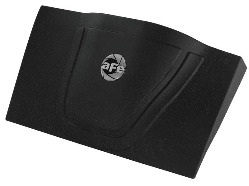 aFe Power aFe Magnum FORCE Stage-2 Intake System Cover - Black HEMI (02-18 Dodge/Ram 1500 | 19-21 1500 Classic | 4.7L/5.7L V8)