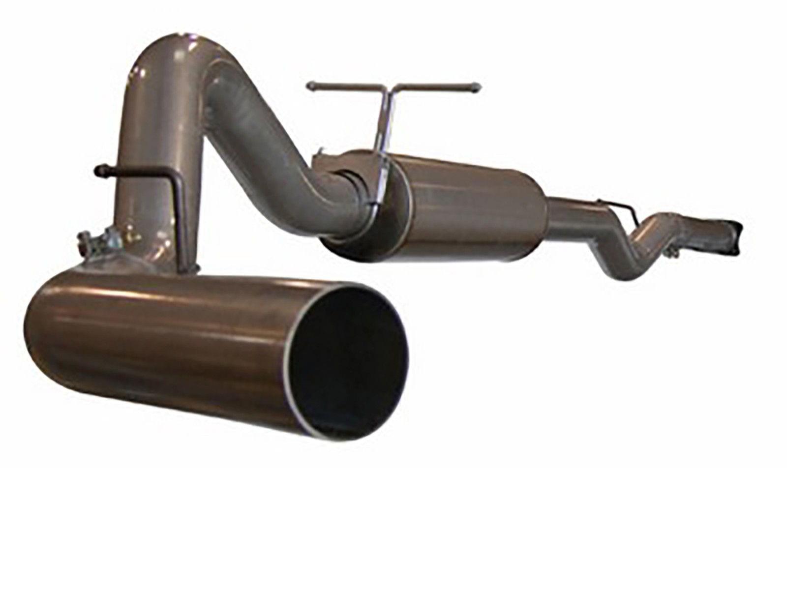 aFe Power aFe LARGE Bore HD Exhaust Cat-Back SS-409 (01-05 Chevrolet/GMC 2500 HD/3500 HD | 6.6L V8)
