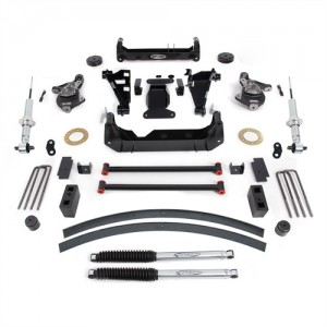 "Pro Comp 6"" Lift Kit GM 1500 w/  Pro-Runner Shocks (Aluminum/Stamped Arms)"
