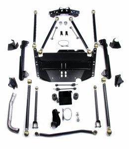 Teraflex TJ Pro LCG Suspension System for Coilover