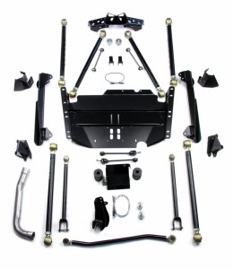 Teraflex TJ Unlimited Pro LCG Suspension System for Coilover