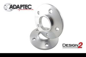 Aluminum 12mm and 8mm Spacers (set 4) For 5 Lug and 6 Lug Applications - One Piece