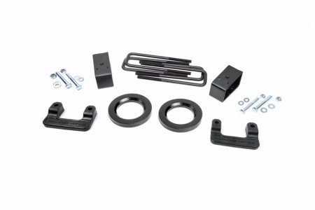 """Rough Country 2.5"""" GM Leveling Lift Kit (07-18 1500 Pu)"""