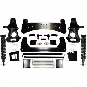 Full Throttle Suspension FTS 2007-2013 7