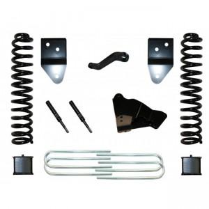 """FTS 2005-2007 Ford F350 4"""" Basic Kit w/   Rear Blocks"""
