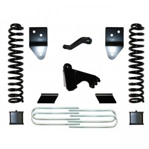 """FTS 2008-2013 Ford F250 6"""" Radius Arm Kit w/   Rear Blocks"""