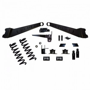 """FTS 2014-2017 Ram 2500 4WD 6"""" Basic Kit w/   Front Coil Springs"""