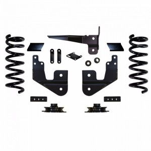"""FTS 2014-2017 Ram 2500 4WD 4"""" Basic Kit w/   Front Coil Springs"""
