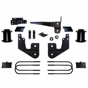 """FTS 2013-2017 Ram 3500 4WD 4"""" Basic Kit w/   Front Coil Spacer"""