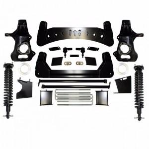 Full Throttle Suspension FTS 2014-2015 7