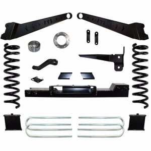 """FTS 2013-2017 Ram 3500 4WD 6"""" Basic Kit w/   Front Coil Springs"""
