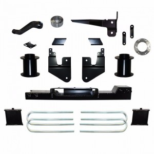 "FTS 2013-2017 Ram 3500 4WD 8"" Basic Kit w/   Front Coil Spacers"