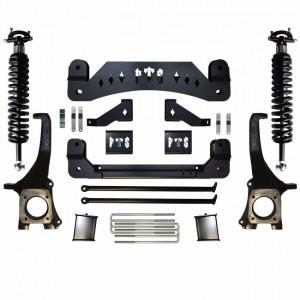 Full Throttle Suspension FTS 2007-2015 Toyota Tundra 8