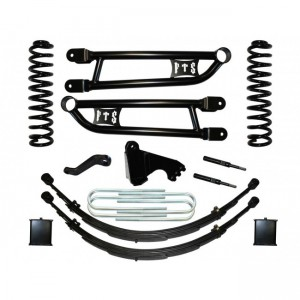 "FTS 2008-2013 Ford F250 8"" Radius Arm Kit w/   Rear Springs"