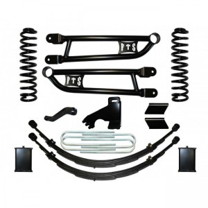 "FTS 2008-2013 Ford F250 10"" Basic Kit w/   Rear Springs"