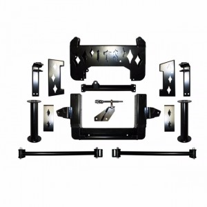Full Throttle Suspension FTS 2008-2013 15\
