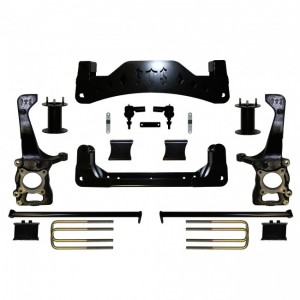 "2009-2013 6"" Ford F150 2WD Basic Kit"