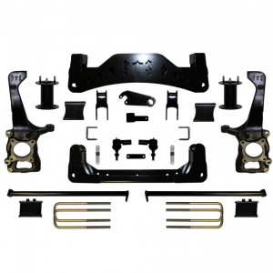 "2009-2013 6"" Ford F150 4WD Basic Kit"