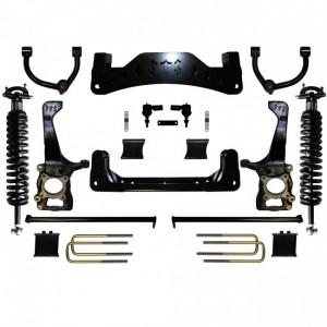 Full Throttle Suspension FTS 2009-2013 8