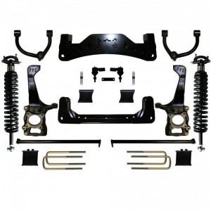 Full Throttle Suspension FTS 2009-2013 8