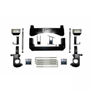 """2001-2010 7"""" Chevy / GMC Silverado / Sierra 1500HD / 2500HD 4WD Non Dually w/   Rear Blocks"""