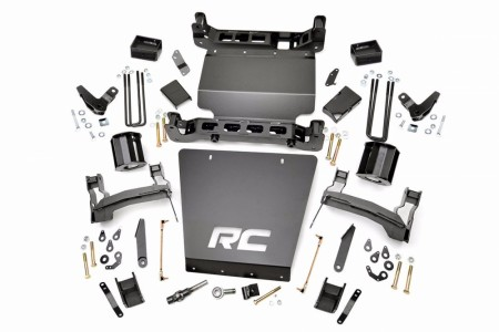 "Rough Country 5"" GM Suspension Lift Kit 