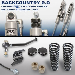 "Carli Suspension Carli 2.5"" Backcountry Leveling System"