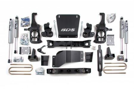 BDS Suspension 6.5