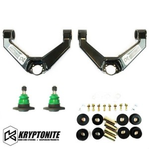 KRYPTONITE UPPER CONTROL ARMS 2011+