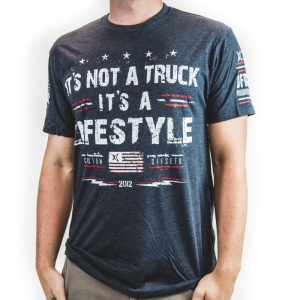 Custom Offsets Truck Life T-Shirt